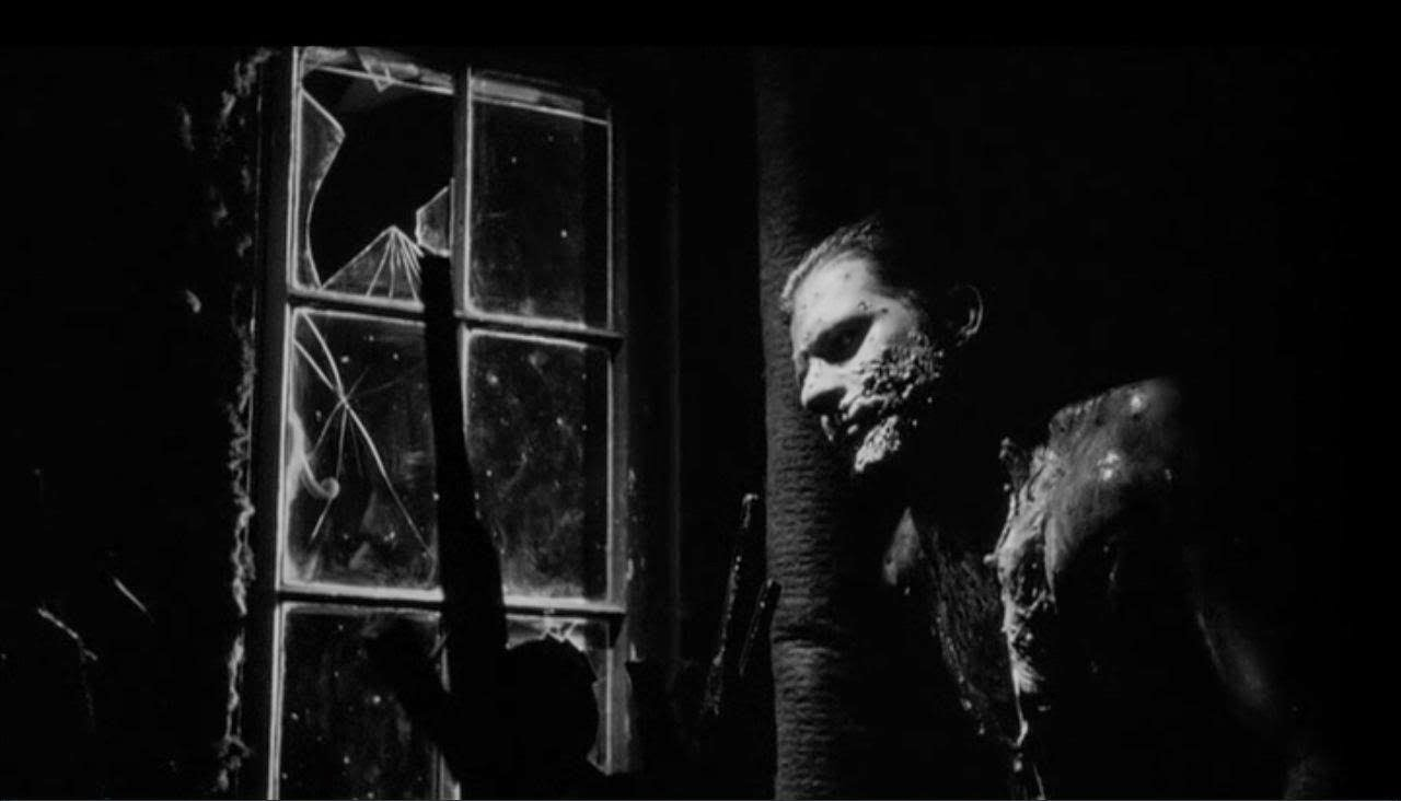 The Man in the Planet (Jack Fisk) in Eraserhead (1977)