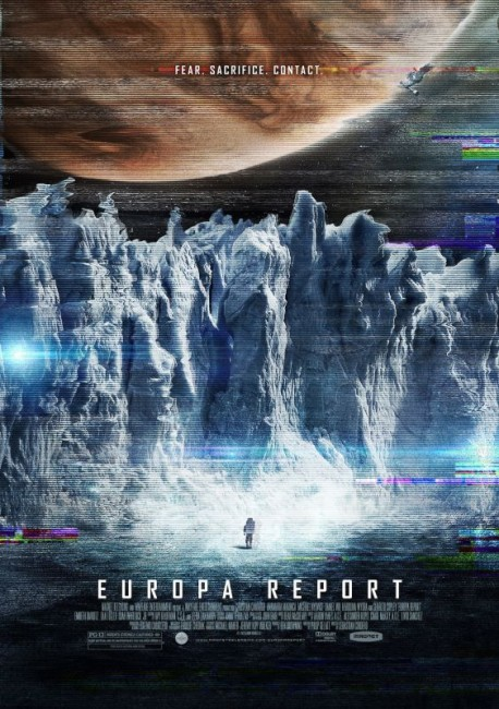 Europa Report (2013) poster