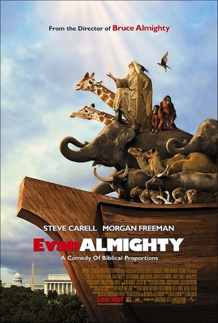 Evan Almighty (2007) poster