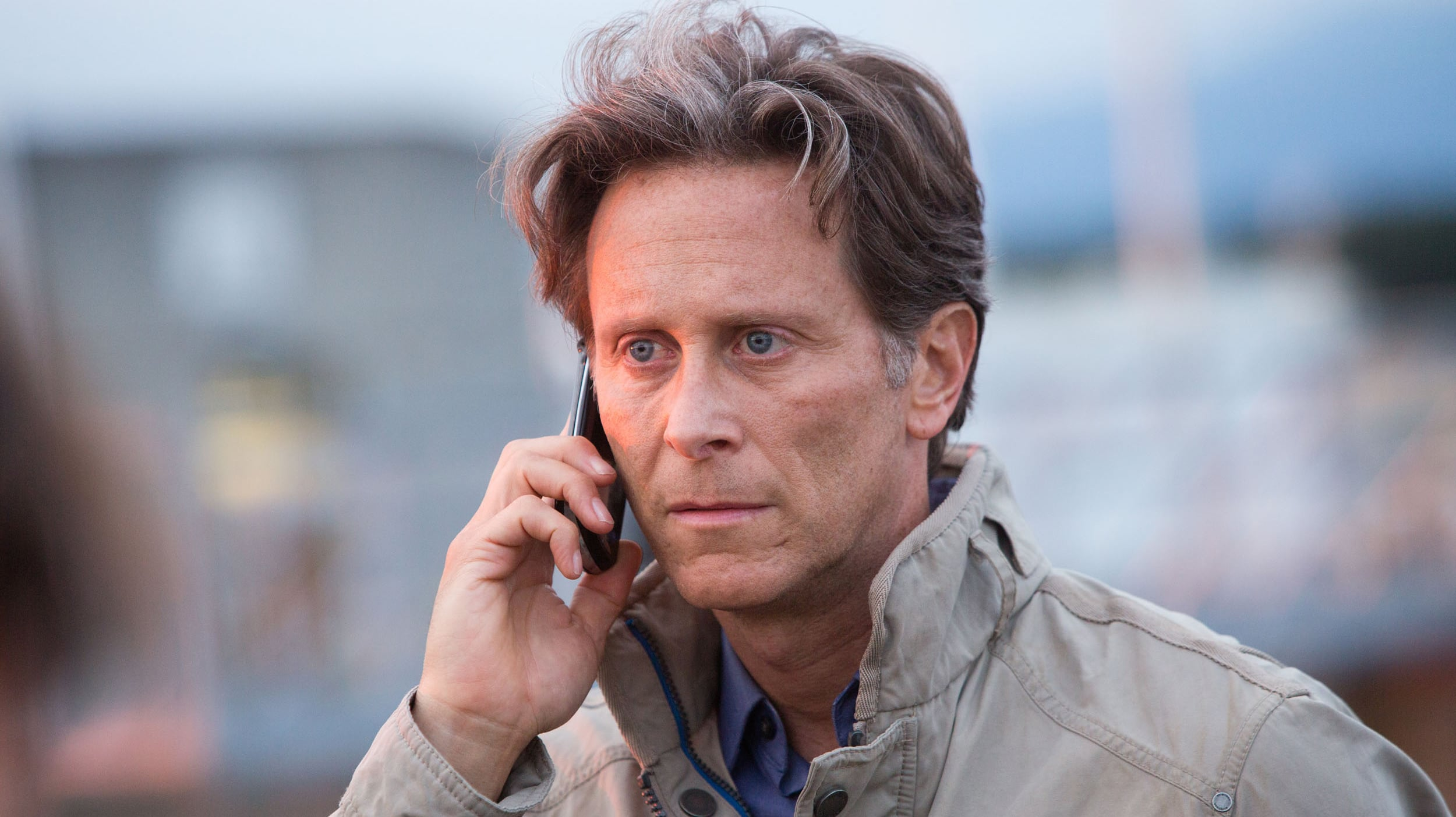 Steven Weber as physicist Karl Dameron in Eve of Destruction (2013)
