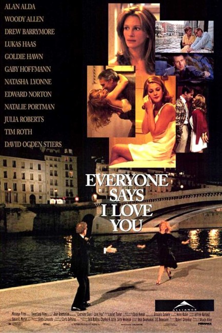 Everyone Says I Love You(1996) poster