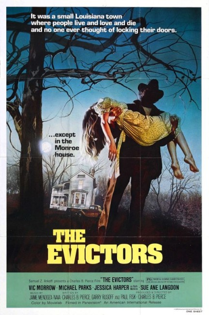 The Evictors (1979) poster