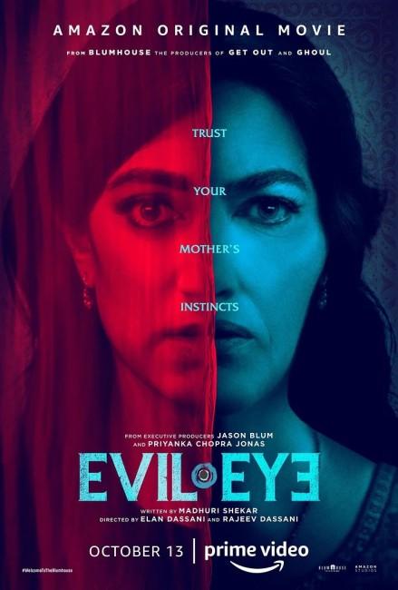 Evil Eye (2020) poster