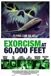 Exorcism at 60,000 Feet (2020) poster