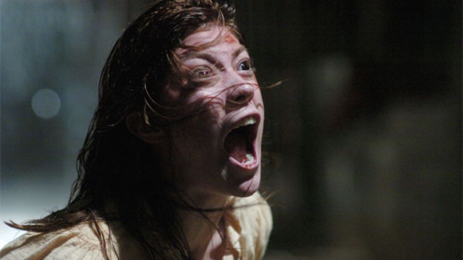 A possessed Jennifer Carpenter in The Exorcism of Emily Rose (2005)