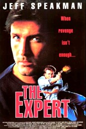 The Expert (1995) poster