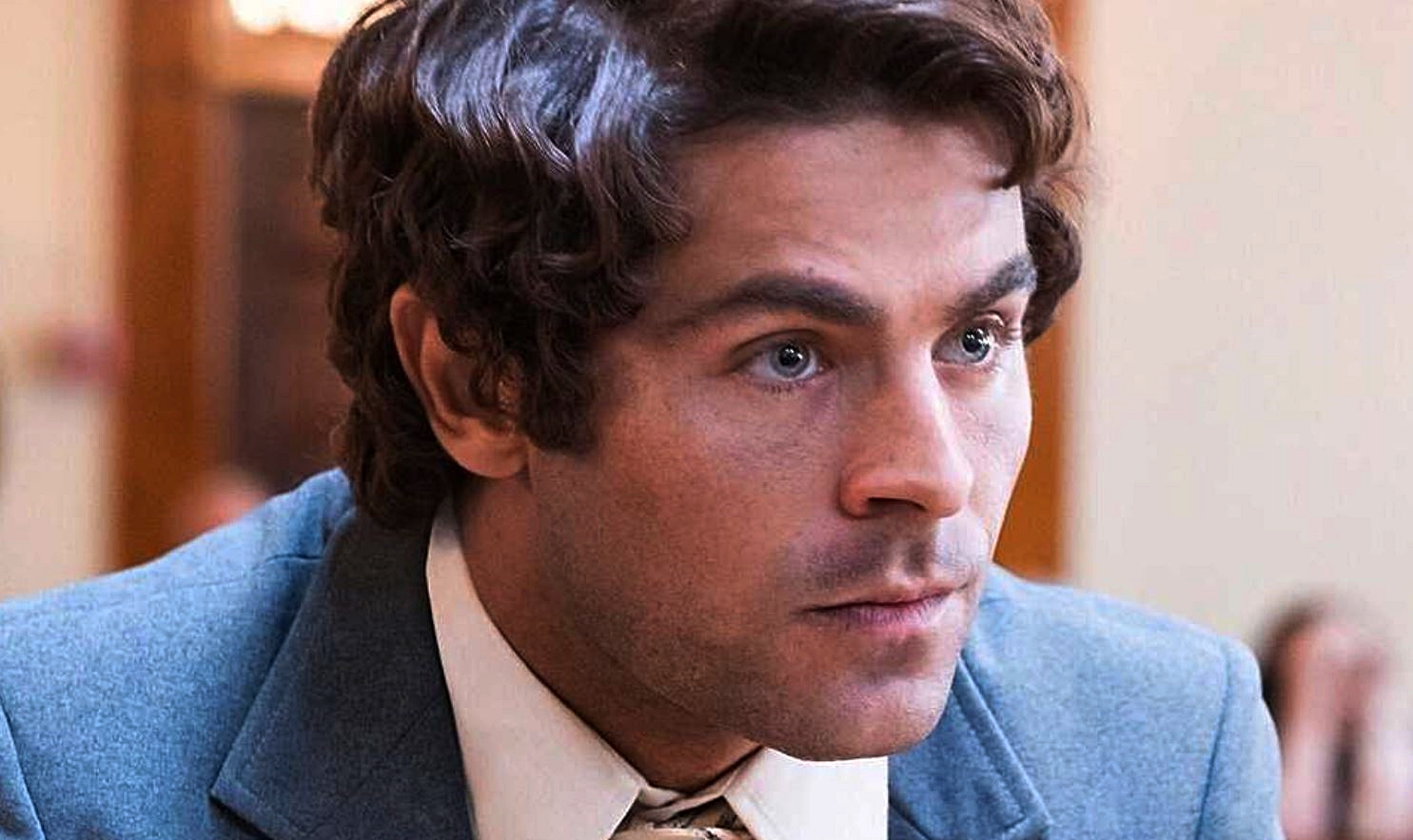 Zac Efron, an astonishing likeness as Ted Bundy in Extremely Wicked, Shockingly Evil and Vile (2019)
