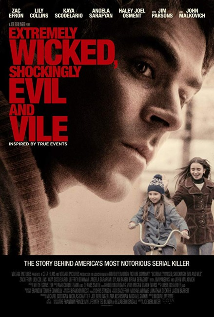 Extremely Wicked, Shockingly Evil and Vile (2019) poster