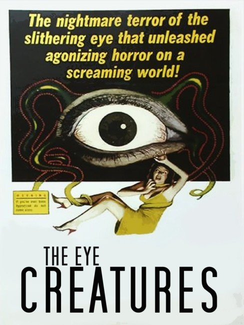 The Eye Creatures (1965) poster