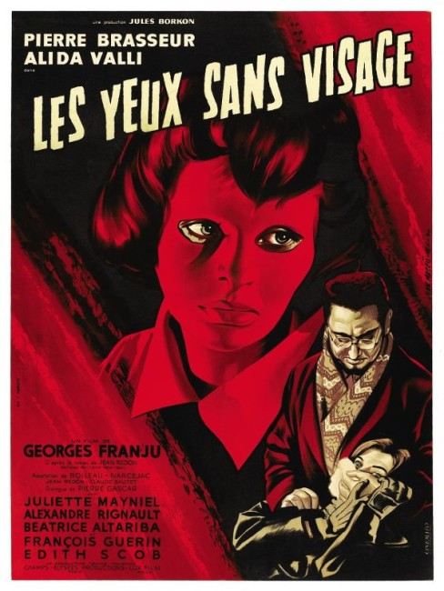 Eyes Without a Face (Les Yeux Sans Visage) (1959) poster