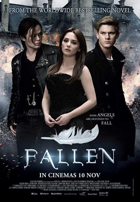 Fallen (2016) poster