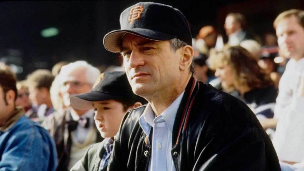 Robert De Niro as Gil Renard in The Fan (1996)
