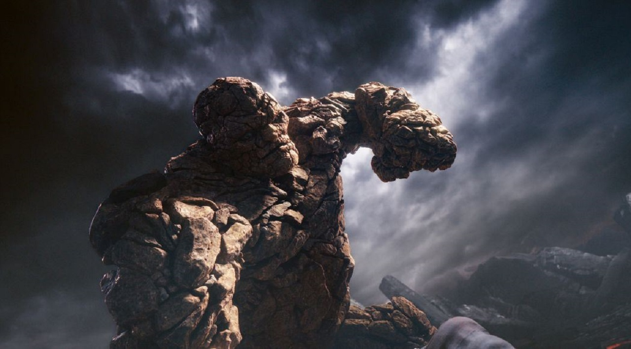 Ben Grimm/The Thing in Fantastic Four (2015)