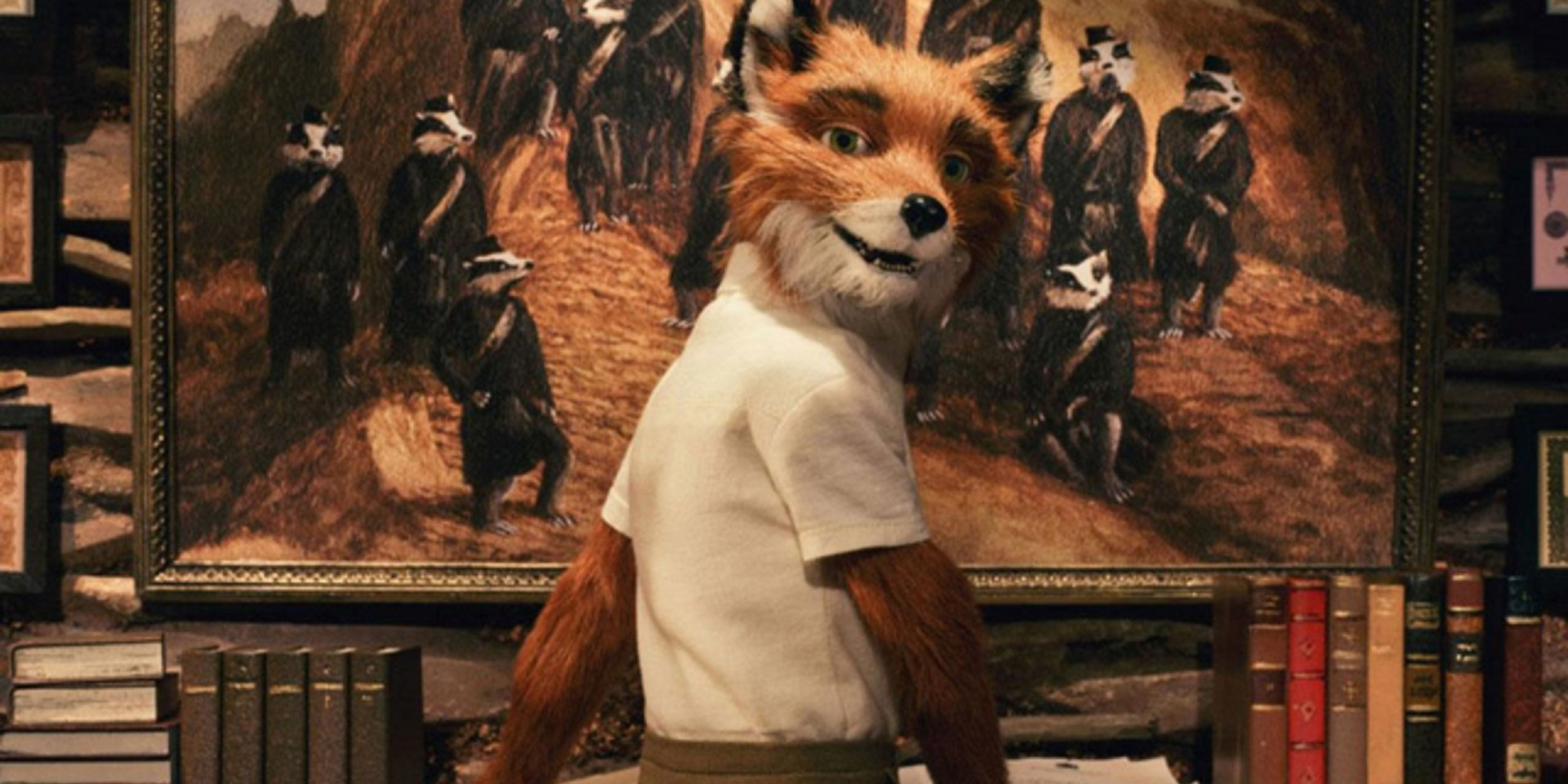 The Fantastic Mr Fox (voiced by George Clooney)