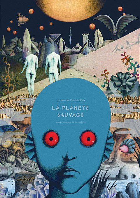 Fantastic Planet (1973) poster
