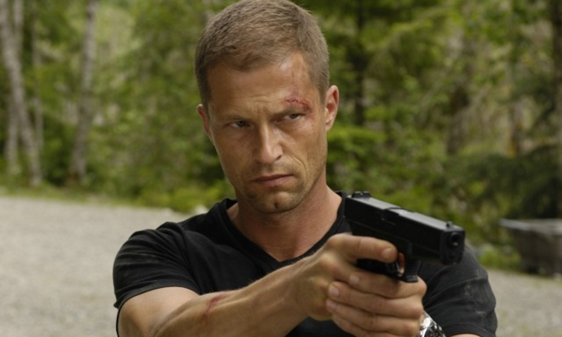 Til Schweiger as Jack Carver in Far Cry (2008)