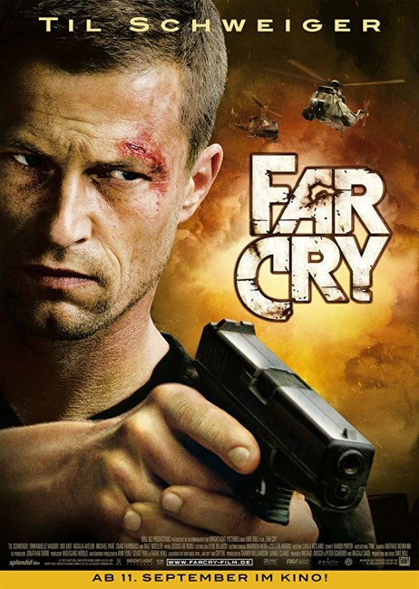 Far Cry (2008) poster