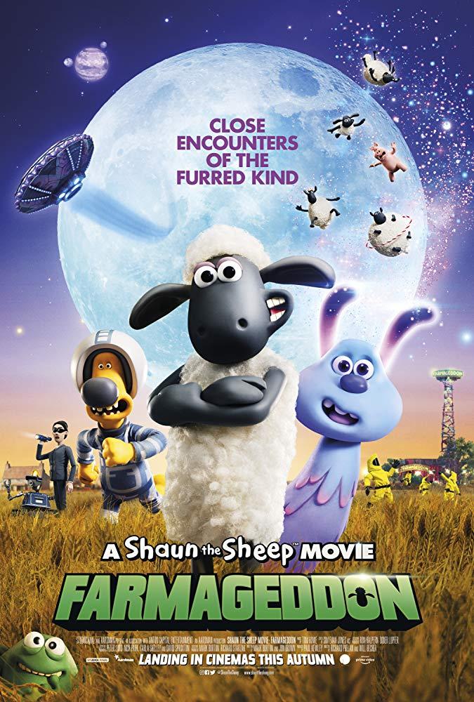 Farmageddon (2019) poster