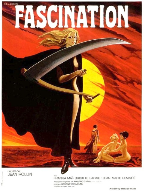 Fascination (1979) poster