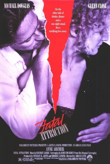 Fatal Attraction (1987) poster