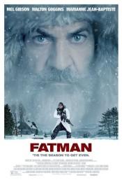 Fatman (2020) poster