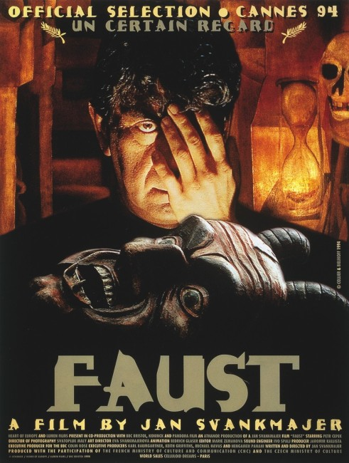 Faust (1994) poster