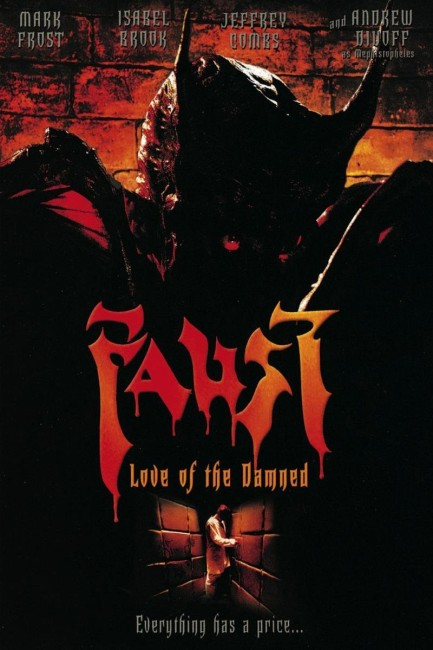 Faust: Love of the Damned (2000) poster