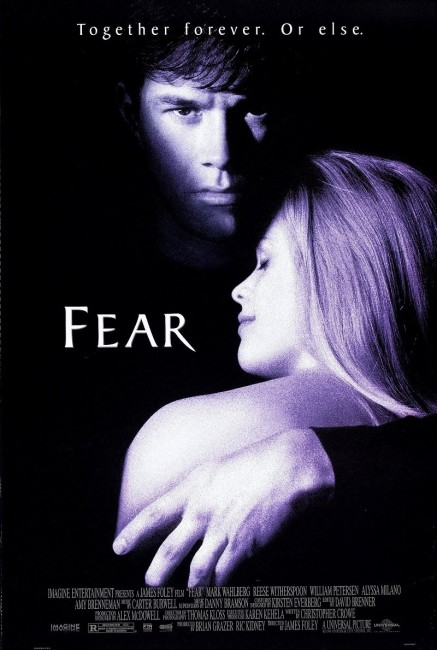 Fear (1996) poster