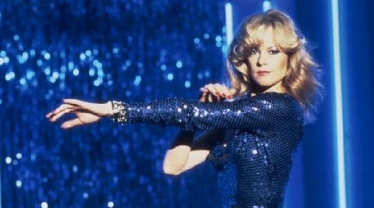 Melanie Griffith as the stripper Loretta in Fear City (1984)