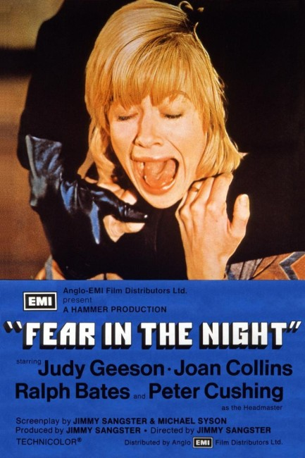 Fear in the Night (1972) poster