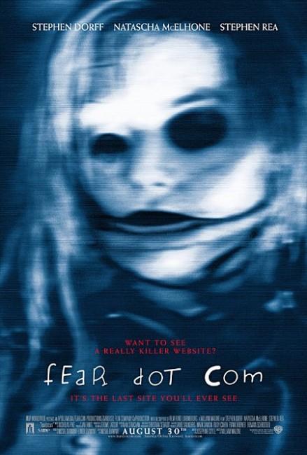 Feardotcom (2002) poster