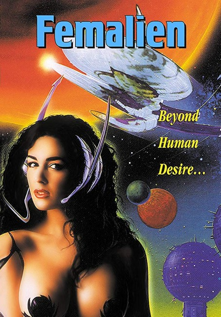 Femalien (1996) poster