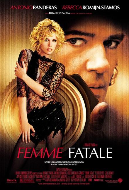 Femme Fatale (2002) poster