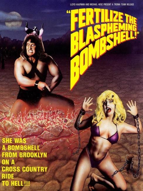 Fertilize the Blaspheming Bombshell! (1992) poster