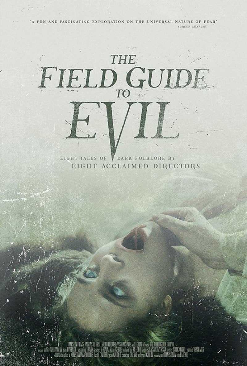 The Field Guide to Evil (2018) poster