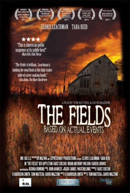 The Fields (2011) poster