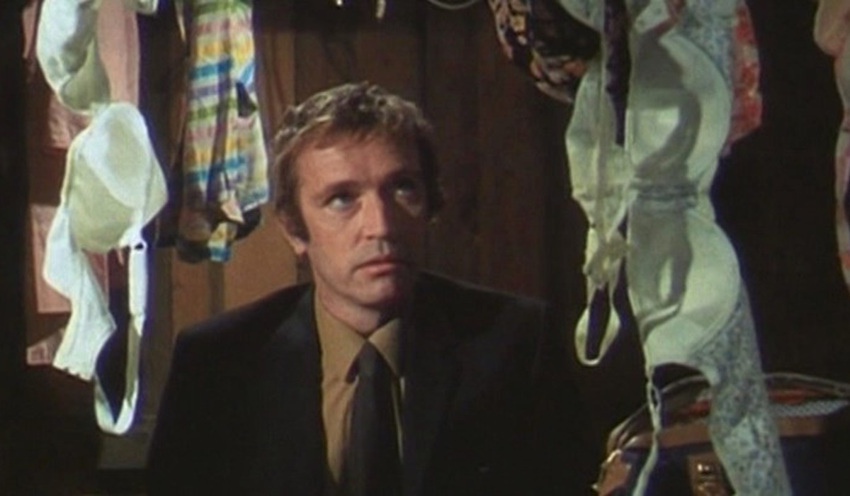 Tony Beckley in The Fiend (1971)