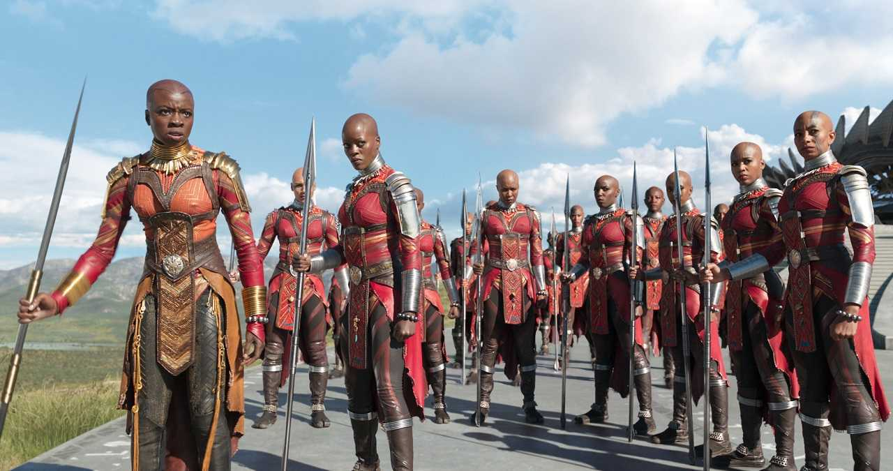 Films About Imaginary and Magical Lands - Wakanda