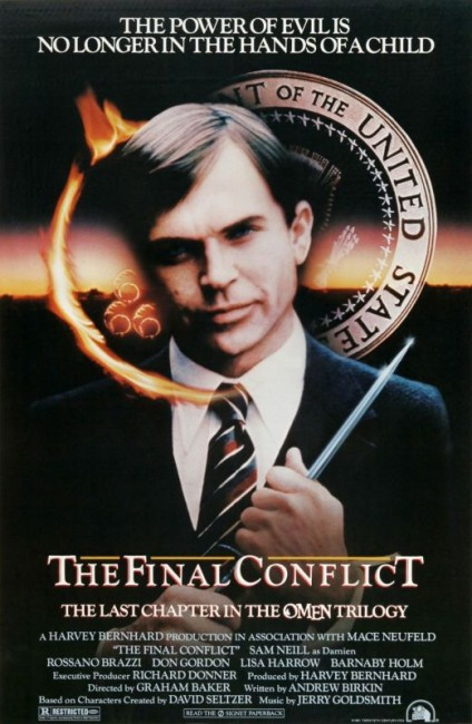 The Final Conflict (1981) poster