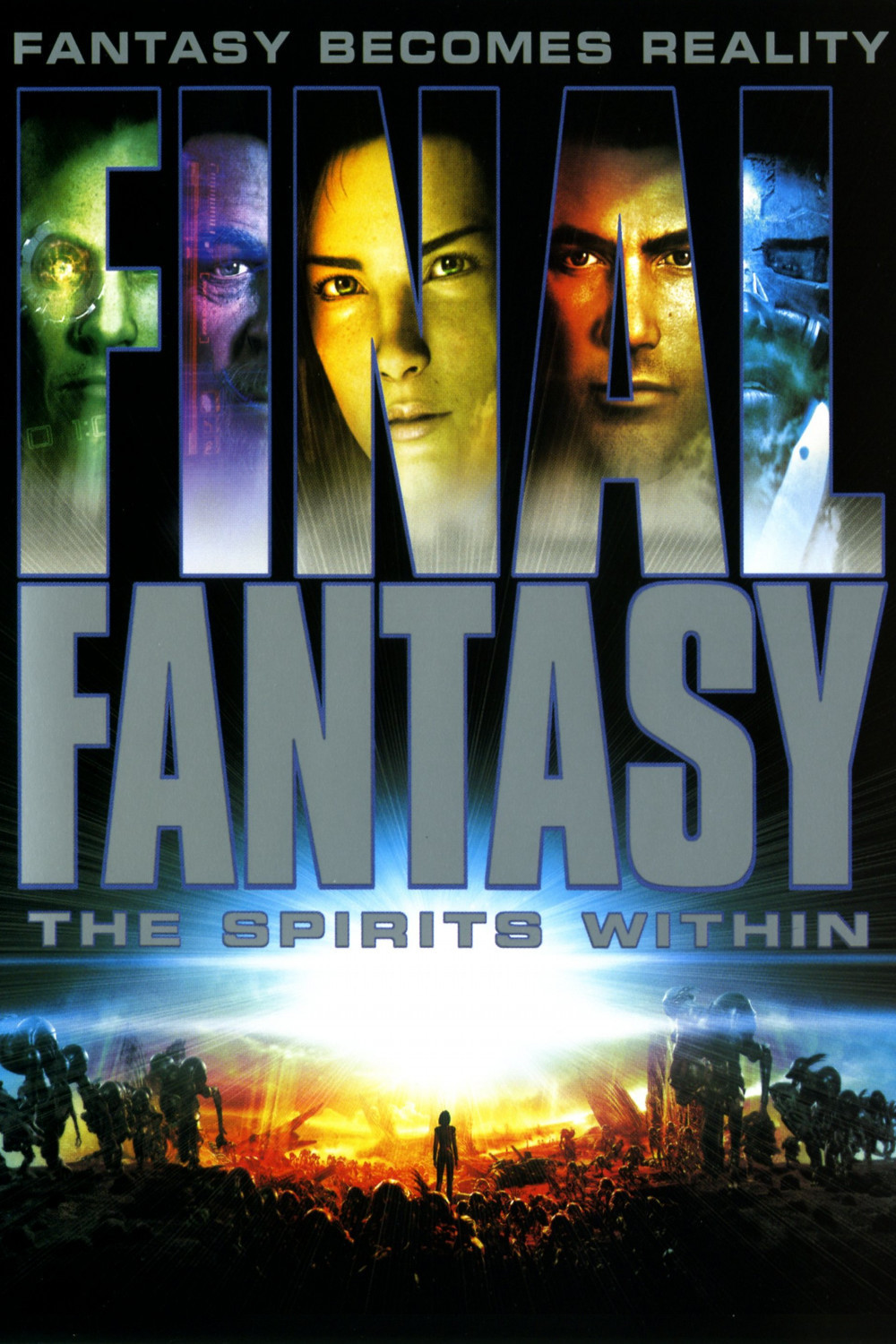 Final Fantasy The Spirits Within 2001 Moria
