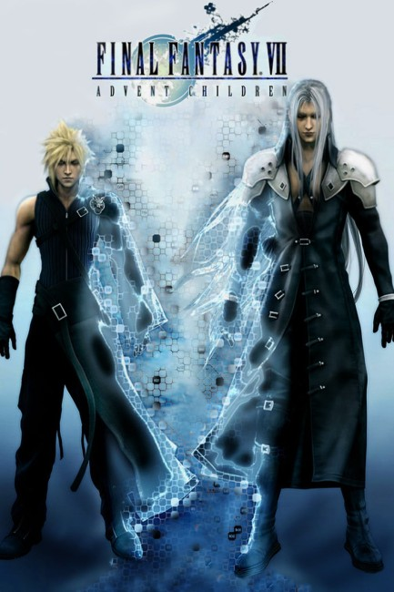 Final Fantasy VII: Advent Children (2005) poster