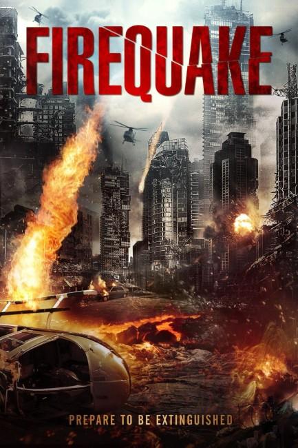 Firequake (2014) poster