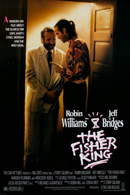 The Fisher King (1991) poster