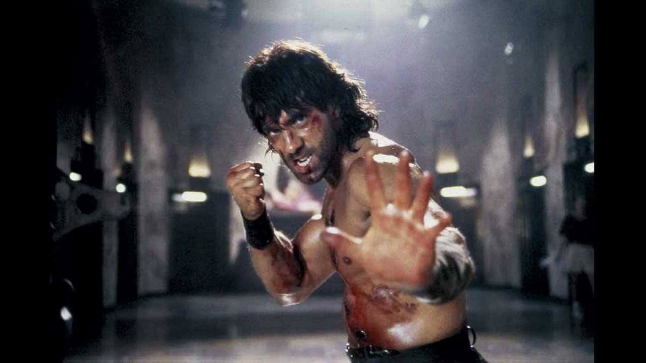 Gary Daniels as Kenshiro, the Fist of the North Star (1995)