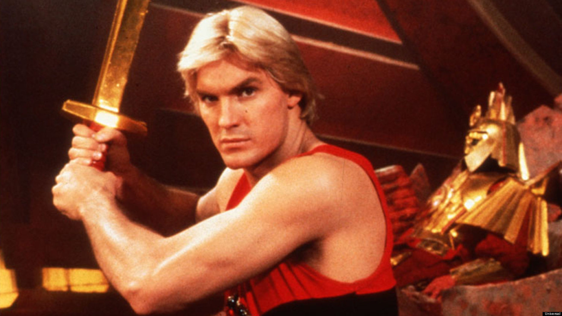 Sam Jones as Flash Gordon (1980)