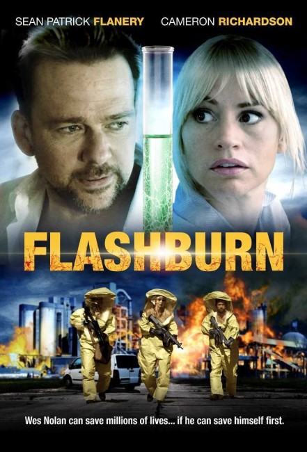 Flashburn (2017) poster