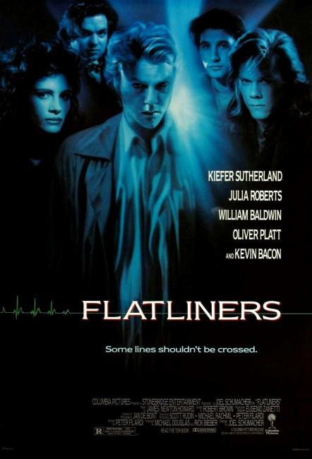 Flatliners (1990) poster