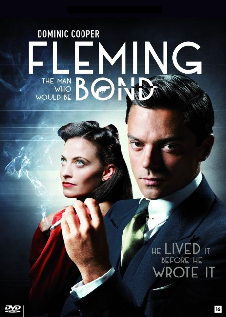 Fleming: The Man Who Would Be Bond (2014) poster