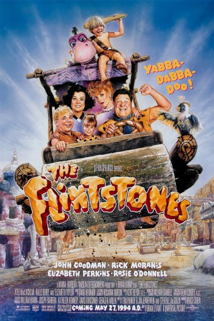 The Flintstones (1994) poster