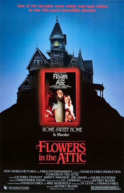 Flowers in the Attic (1987) poster 2